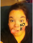 Jennifer Cardenas - Uploaded by NOH8 Campaign for iPhone