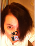 Lara Meola - Uploaded by NOH8 Campaign for iPhone