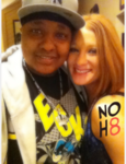 Crystal Scott - Uploaded by NOH8 Campaign for iPhone