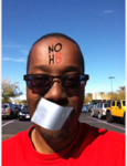 Derrick Williams - Uploaded by NOH8 Campaign for iPhone