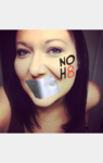 Nicole Ritter - Uploaded by NOH8 Campaign for iPhone