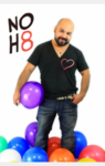 Sinuhe Azebedo - Uploaded by NOH8 Campaign for iPhone