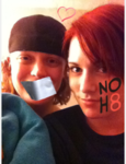 julianne casey - Uploaded by NOH8 Campaign for iPhone