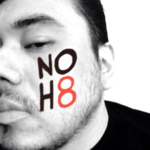 Jairo Hernandez - Uploaded by NOH8 Campaign for iPhone