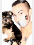 Akoni Taylor  - Uploaded by NOH8 Campaign for iPhone