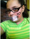 Angelina Parete - Uploaded by NOH8 Campaign for iPhone