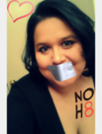 Bernice Pando - Uploaded by NOH8 Campaign for iPhone