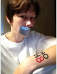 Deanna Surfus - Uploaded by NOH8 Campaign for iPhone