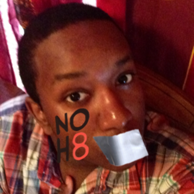 Ralston Wolliston - Uploaded by NOH8 Campaign for iPhone