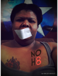 Janie Ochoa - Uploaded by NOH8 Campaign for iPhone