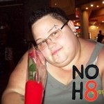 Gwen Kirn - Showing my love is NEVER wrong, NO H8 attitude in Australia on vacation