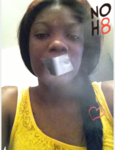 Myriah M - Uploaded by NOH8 Campaign for iPhone