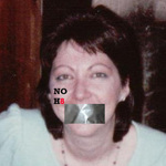 Amy Waldinger - An older pic very home-made...message has always been the same--peace out!