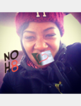 Tyisha Derden  - Uploaded by NOH8 Campaign for iPhone