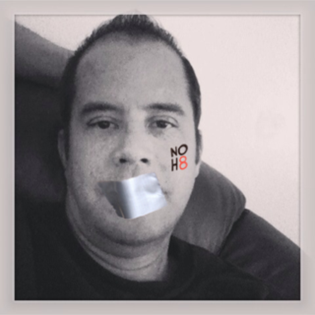 Kyle Martinez - Uploaded by NOH8 Campaign for iPhone