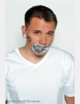 Joshua Higgins - Uploaded by NOH8 Campaign for iPhone