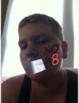 Kayla Moore - Uploaded by NOH8 Campaign for iPhone