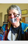 Linda Stultz - Uploaded by NOH8 Campaign for iPhone