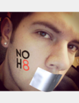 Benjamin Lopez - Uploaded by NOH8 Campaign for iPhone