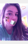 Nicole Golebiowski  - Uploaded by NOH8 Campaign for iPhone