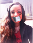 Amanda Feliciano - Uploaded by NOH8 Campaign for iPhone