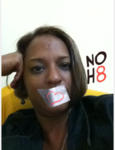 Marcia Silva - Uploaded by NOH8 Campaign for iPhone