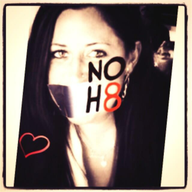 Colleen O'Riordan - Uploaded by NOH8 Campaign for iPhone