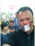 Aristeo Torres - Uploaded by NOH8 Campaign for iPhone
