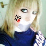 Kirsty Ann - My Version of the NOH8