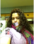 Justina Norris - Uploaded by NOH8 Campaign for iPhone