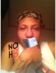 Noresha Milan - Uploaded by NOH8 Campaign for iPhone