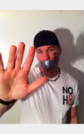 Brian K - Uploaded by NOH8 Campaign for iPhone