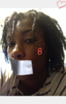 Monique  Gatewood - Uploaded by NOH8 Campaign for iPhone