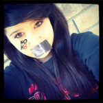 Mykenzie Melo - Uploaded by NOH8 Campaign for iPhone