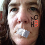 kathleen  donnelly  - Uploaded by NOH8 Campaign for iPhone