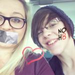 Emily Moreton - Uploaded by NOH8 Campaign for iPhone