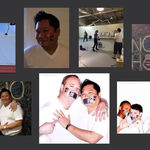 Charles Chan Massey - My #NOH8 montage