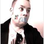 Brad Woodford - Uploaded by NOH8 Campaign for iPhone