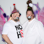 David Cline - My Story, We try every day to make people laugh and smile, this world needs more kindness, love and equality. We are Dim N Wit, the Fairy Brothers. We <3 and support the NO H8 Campaign