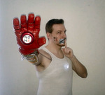 Ontario Iron Man - Ontario Iron Man supports the NoH8 Campaign