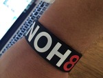 Travis Miller - Supporting NOH8!!!