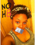 Marlina Bradford - Uploaded by NOH8 Campaign for iPhone