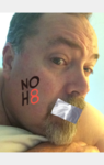 Tommy Smith - Uploaded by NOH8 Campaign for iPhone