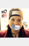 Bea Lang - Uploaded by NOH8 Campaign for iPhone