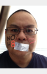 Gilbert Vansoi - Uploaded by NOH8 Campaign for iPhone