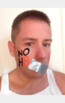 Nick Gonzalez - Uploaded by NOH8 Campaign for iPhone