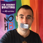 Alin Campan  - Uploaded by NOH8 Campaign for iPhone
