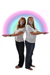 Leesa Ruderman - Leesa & Toni for NoH8