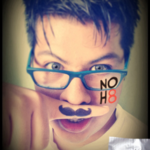 Thomas Romero  - Uploaded by NOH8 Campaign for iPhone