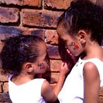 Erin Nolan-phillips - My twin nieces back in South Africa... They really wanted to be apart of the campaign